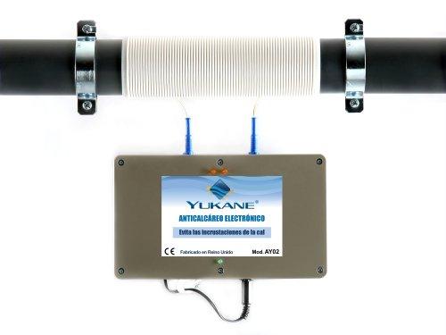 Descalcificador anticalc reo electr nico yukane ay02 for Precio instalacion descalcificador