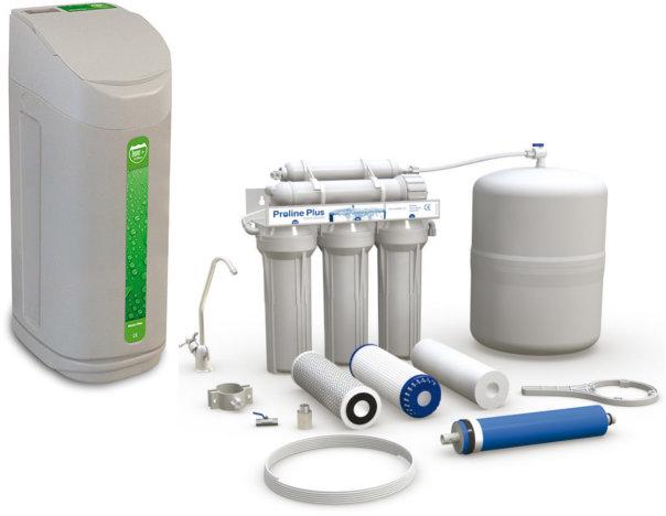 Osmosis inversa 5 etapas proline plus descalcificador - Precios descalcificadores domesticos ...