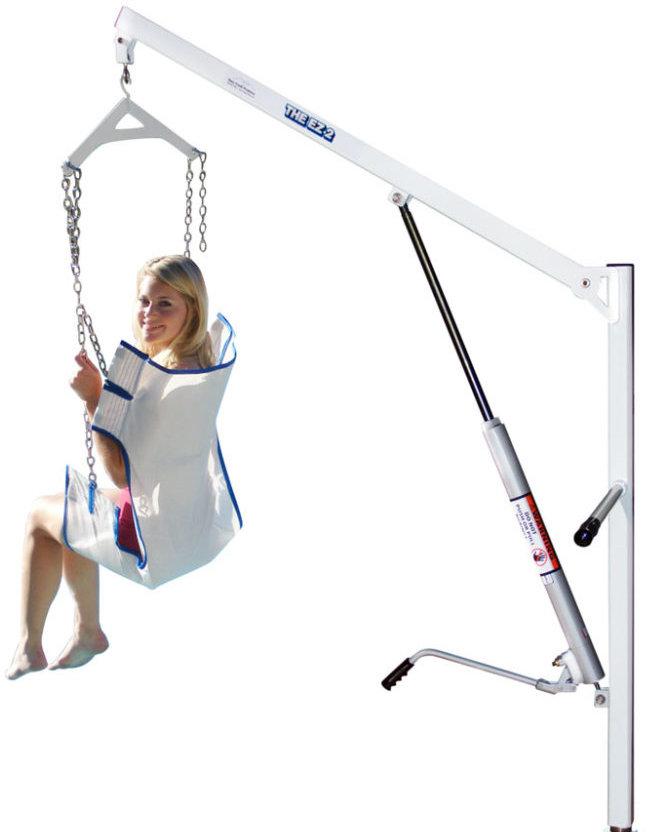 Elevadores para discapacitados en piscinas comprar ahora for Sillas para piscina