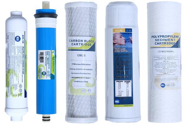 Osmosis inversa 5 etapas genius ath - Filtro agua osmosis ...