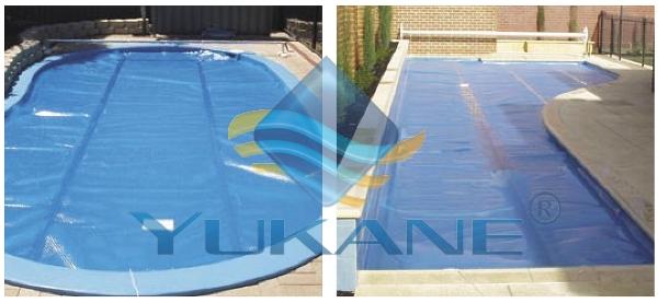 Manta cobertor solar t rmica para piscinas daisy ultradome 500 micras 8 a os - Mantas termicas para piscinas ...