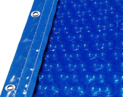 Funda protectora manta t rmica de burbujas o de espuma para enrolladores en piscinas - Mantas termicas para piscinas ...