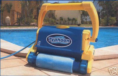 Typhoon smart limpiafondos autom tico for Limpia piscinas automatico