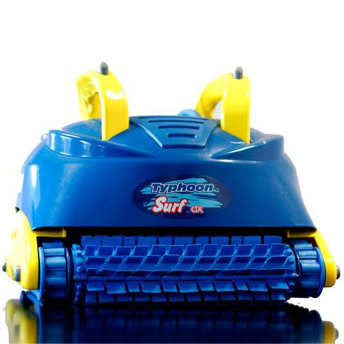 Typhoon surf limpiafondos autom tico - Limpiafondo piscina automatico ...