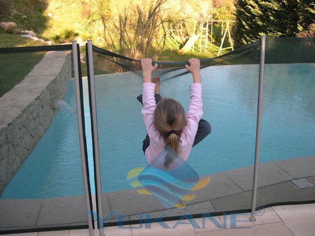 Valla seguridad para piscinas beethoven comprar ahora for Vallas para piscinas desmontables